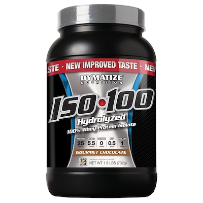 ISO 100 – 726 g – Sabor Chocolate – Dymatize Nutrition