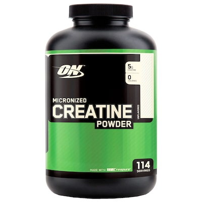 Creatine Powder – 600 g   - Sem Sabor – Optimum Nutrition