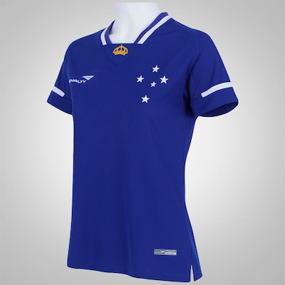 Camisa do Cruzeiro I 2015 s/nº Penalty - Feminina