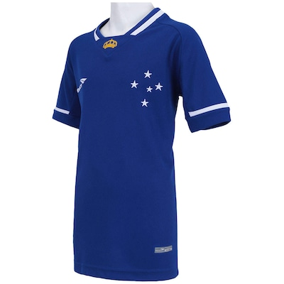 Camisa do Cruzeiro I 2015 s/nº Penalty - Juvenil