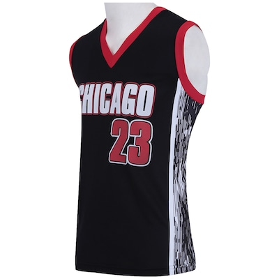 Camiseta Regata Chicago Nº 23 – Masculina