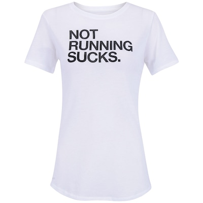 Camiseta Nike Not Running – Feminina