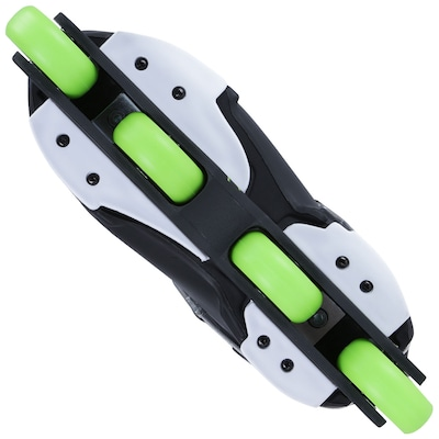 Patins Oxer Vert Ssils - In Line - Street - ABEC 3 - Adulto