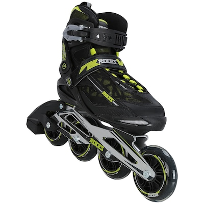 Patins Roces Xenon - In Line - Fitness - ABEC 7 - Ajustável