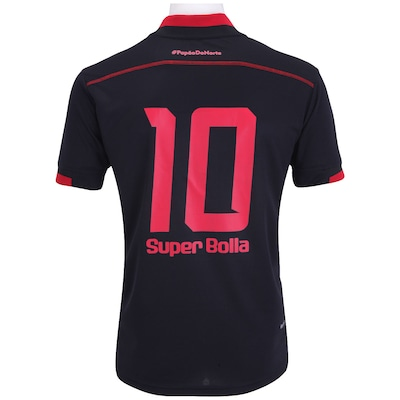 Camisa do Moto Club IV 2015 nº 10 Super Bolla