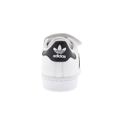 Tênis adidas Superstar Foundation CF - Infantil