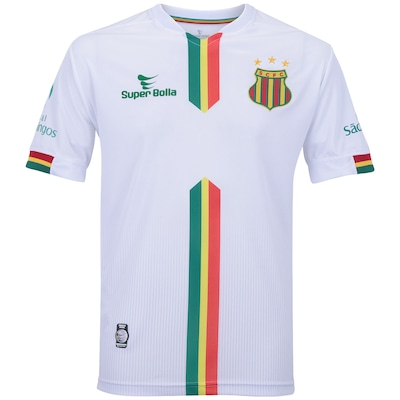 Camisa do Sampaio Corrêa II 2015 nº 10 Super Bolla