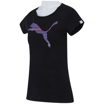 Camiseta Puma Fun Graphic - Feminina