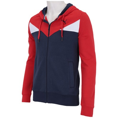 Jaqueta Puma Fun CB Hooded Sweat – Masculina