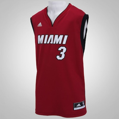 Camiseta Regata adidas NBA Miami Heat - Masculina