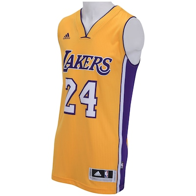 Camiseta Regata adidas Swingman Los Angeles Lakers - Masculina