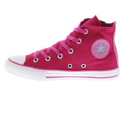 Tênis Converse All Star Ct As Side Zip Hi - Infantil