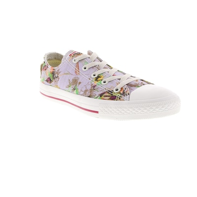 Tênis Converse All Star CT AS Flowers OX - Infantil