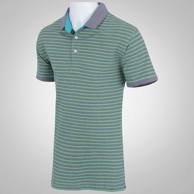 Camisa Polo Oxer Power Spandex - Masculina