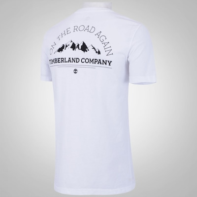 Camiseta Timberland On The Road Again - Masculina