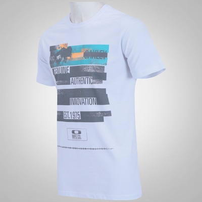 Camiseta Oakley Tapes On Poster – Masculina