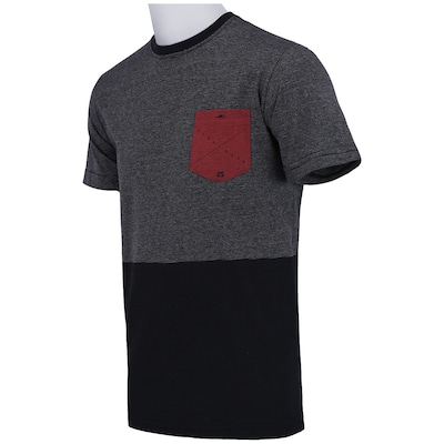 Camiseta Hang Loose Stripeblock - Masculina