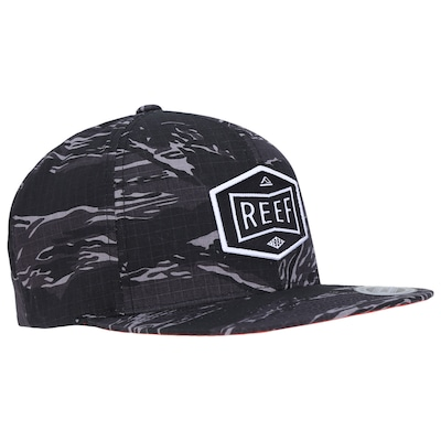 Boné Reef Snapback Try Wait Hat - Adulto