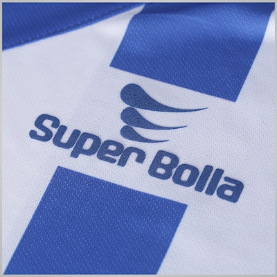 Camisa do CSA I 2015 c/nº Super Bolla