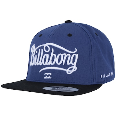 Boné Aba Reta Billabong College - Snapback - Adulto