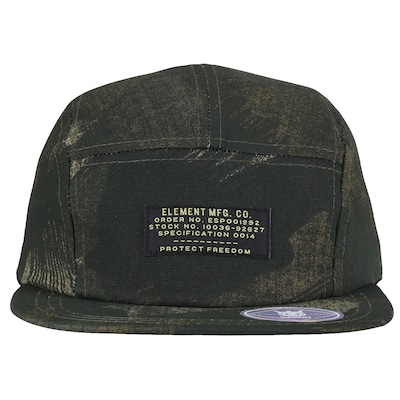Boné Aba Reta Element Battalion - Strapback - 5 Panel - Adulto