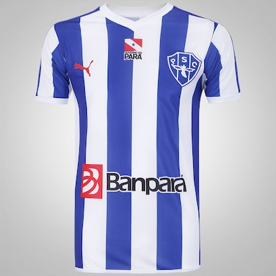 Camisa do Paysandu I Station 2015 Puma