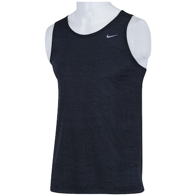 Camiseta Regata Nike Printed Miler Single – Masculina
