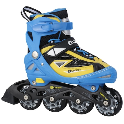 Patins Oxer Monster VR111 - In Line - Fitness - ABEC 7 - Infantil