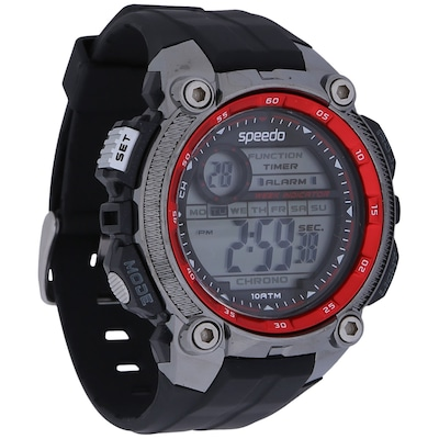 Relogio Digital Masculino Speedo 65029G0 com Massageador
