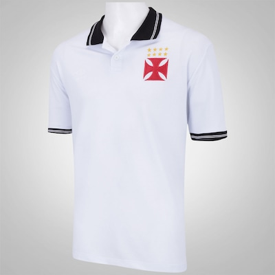 Camisa Polo do Vasco Umbro Class Basic - Masculina