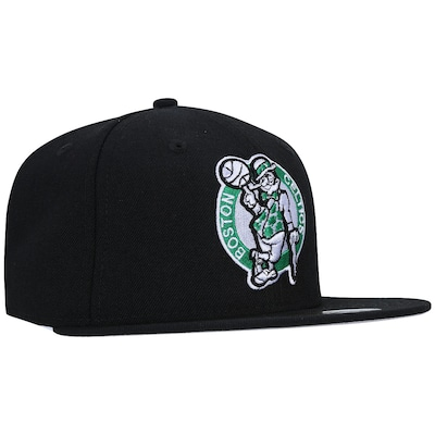 Boné New Era Boston Celtics - Fechado - Adulto