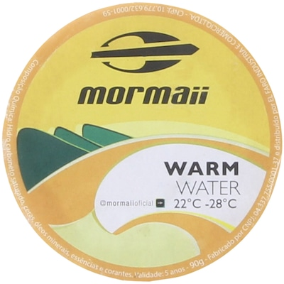 Parafina Mormaii Warm Water