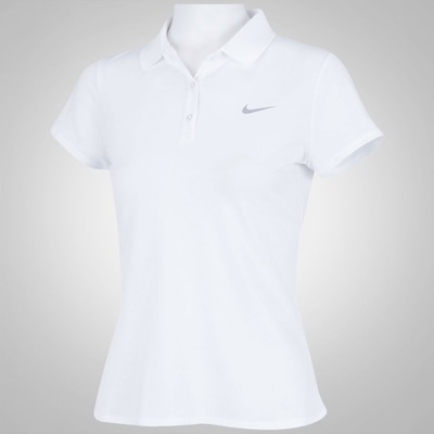 Camisa Polo Nike Advantage Court - Feminina