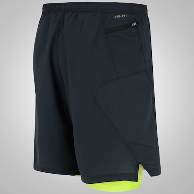 Bermuda Nike Pursuit 2in1 7 - Masculina