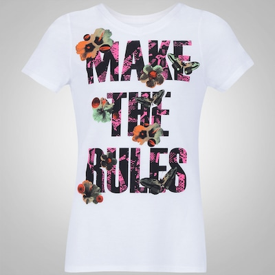 Camiseta Nike Make The Rules - Infantil