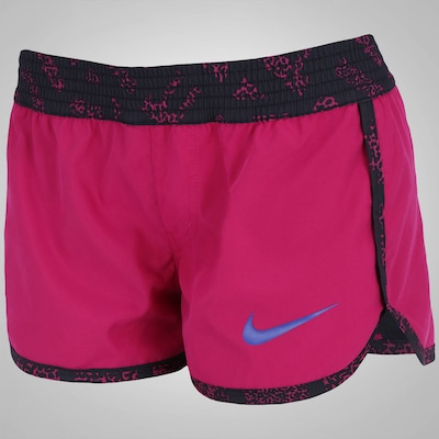 Short Nike Next Up Allover Print - Feminino