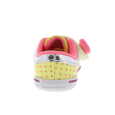 Tênis Bee Happy Dok Charm 2887 - Infantil
