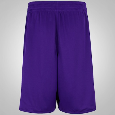 Bermuda adidas Reversível NBA Los Angeles Lakers - Masculina