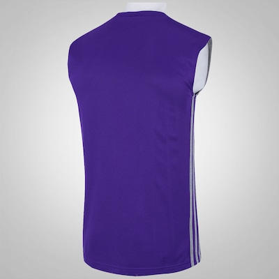 Camiseta Regata adidas Reversível NBA Los Angeles Lakers - Masculina