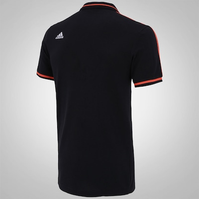 Camisa Polo do Manchester United adidas - Masculino