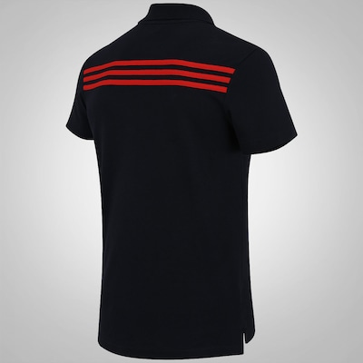 Camisa Polo do Flamengo 3S Premium adidas 2015