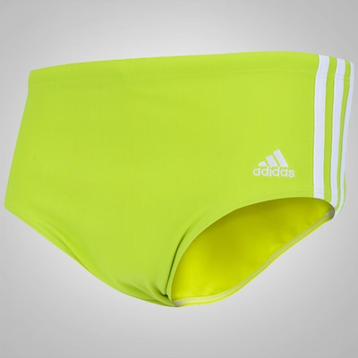 Sunga adidas Lateral Media 3S - Adulto