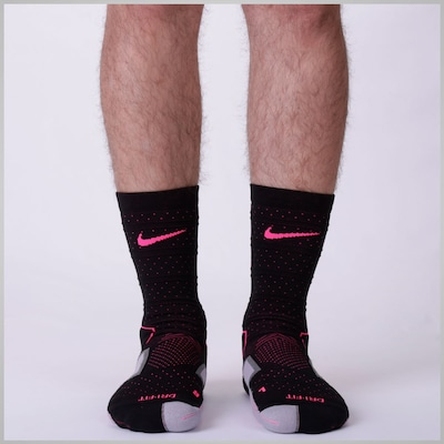 Meia Nike Match Fit Mercurial Crew - Adulto