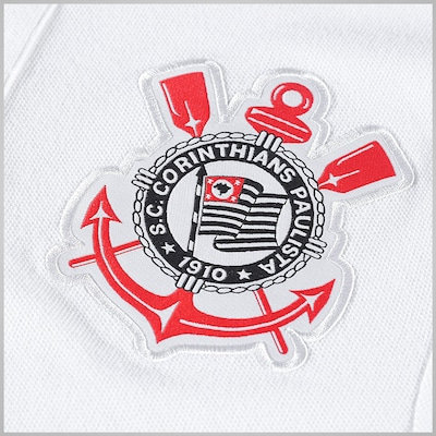 Camisa Polo do Corinthians Core 2015 Nike - Masculina