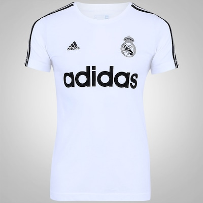 Camiseta do Real Madrid Retro adidas - Masculina