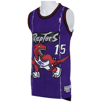 Camiseta Regata adidas NBA Retired Raptors 15 - Masculina