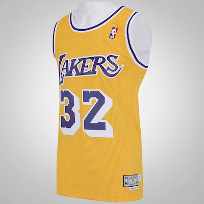 Camiseta Regata adidas NBA Retired Los Angeles Lakers 32 - Masculina