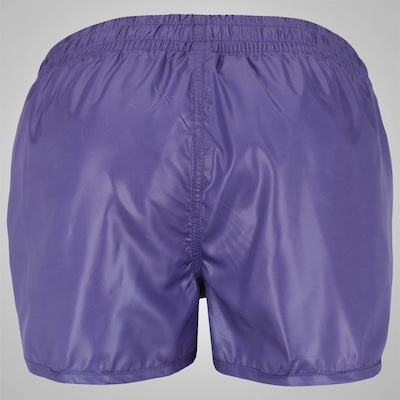 Shorts Oxer Oil Fish - Feminino