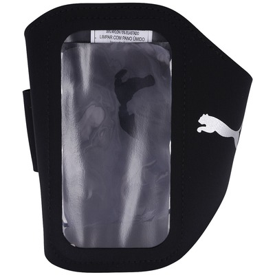 Braçadeira Porta Celular para iPhone ou Samsung Galaxy Puma Phone Pocket