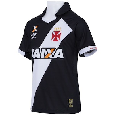 Camisa do Vasco I 2015 nº 10 Umbro - Infantil